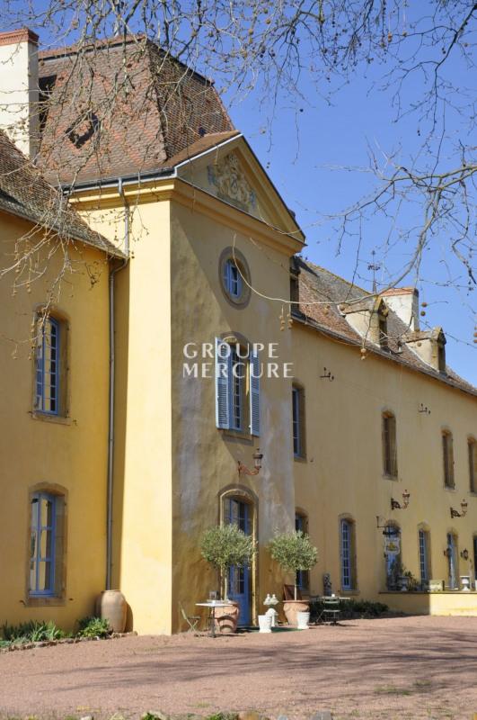 Vente de prestige château Roanne 1850000€ - Photo 3