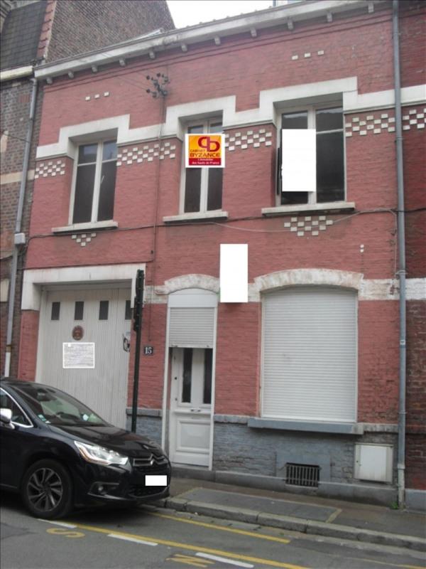 Sale house / villa Lens 135850€ - Picture 1