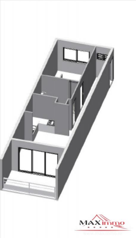 Vente appartement St denis 207200€ - Photo 2