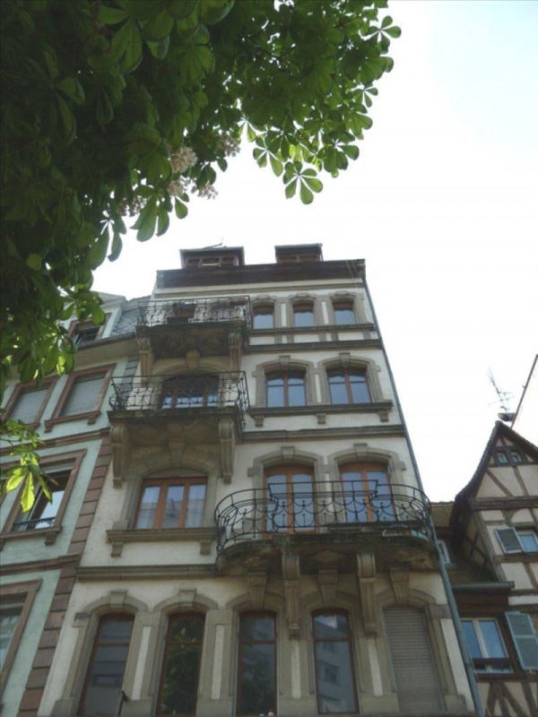 Rental apartment Strasbourg 990€ CC - Picture 12