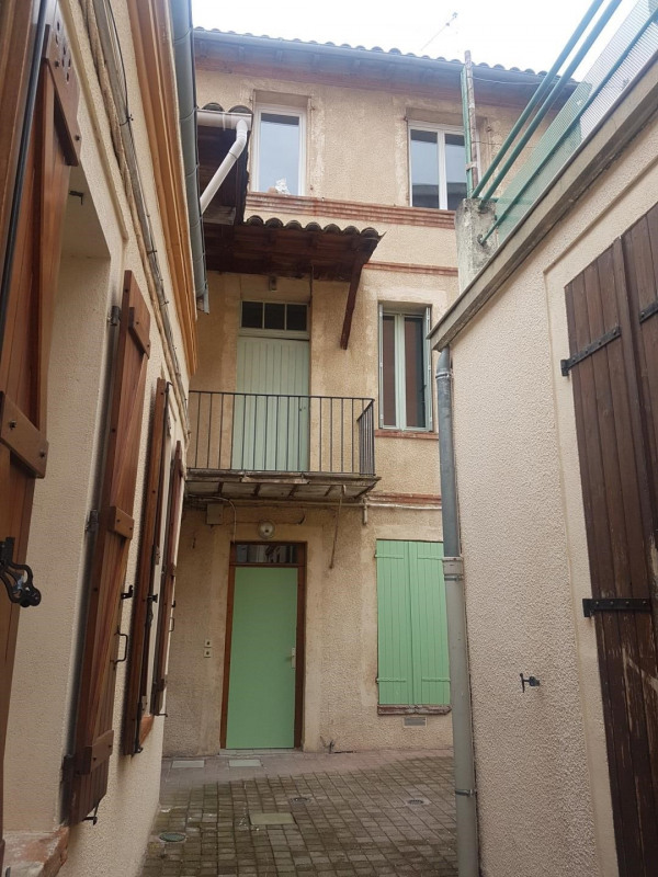 Sale apartment Toulouse 121 000€ - Picture 1