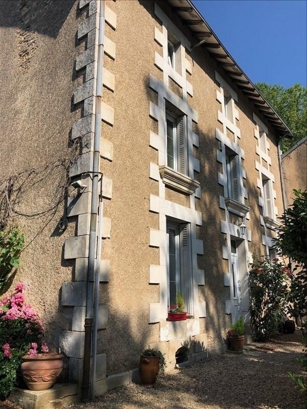Vente maison / villa Liguge 368000€ - Photo 1