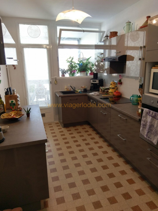 Viager appartement Nîmes 60 000€ - Photo 4