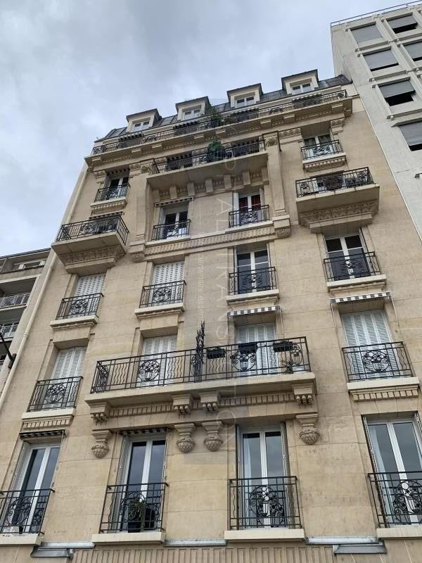 Vente appartement Paris 16ème 485000€ - Photo 1