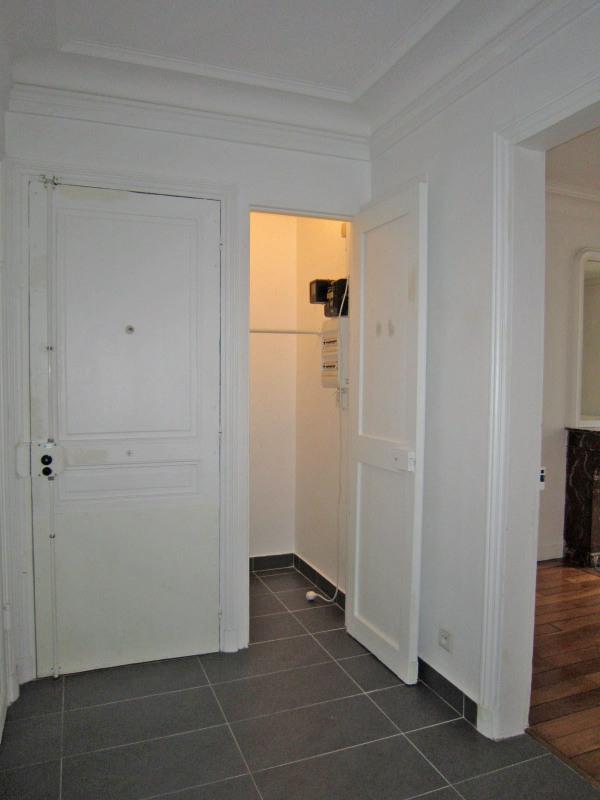 Rental apartment Paris 17ème 1448€ CC - Picture 14