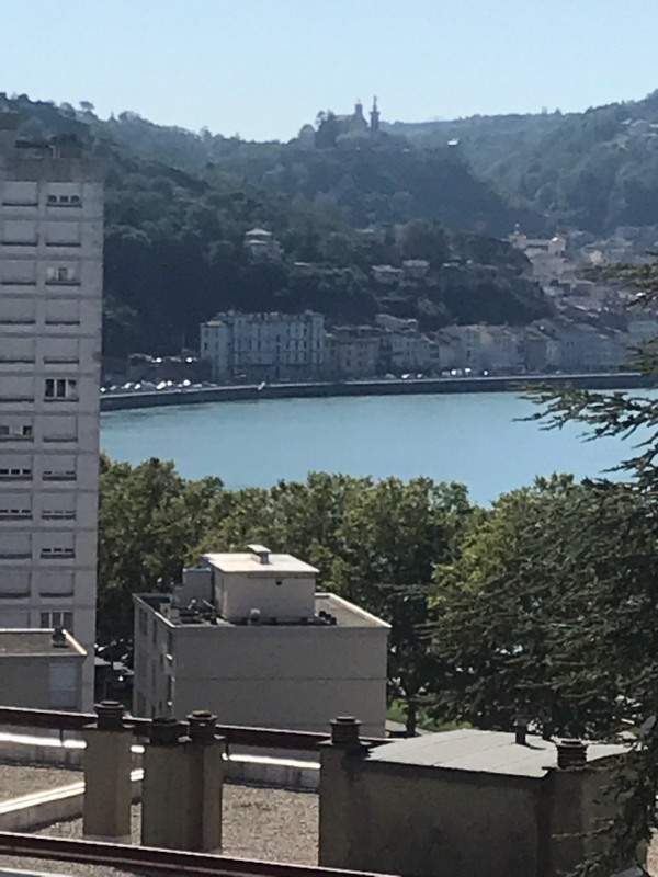 Sale apartment Vienne 145 000€ - Picture 1
