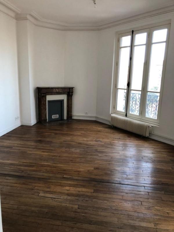 Rental apartment Asnières-sur-seine 920€ CC - Picture 1