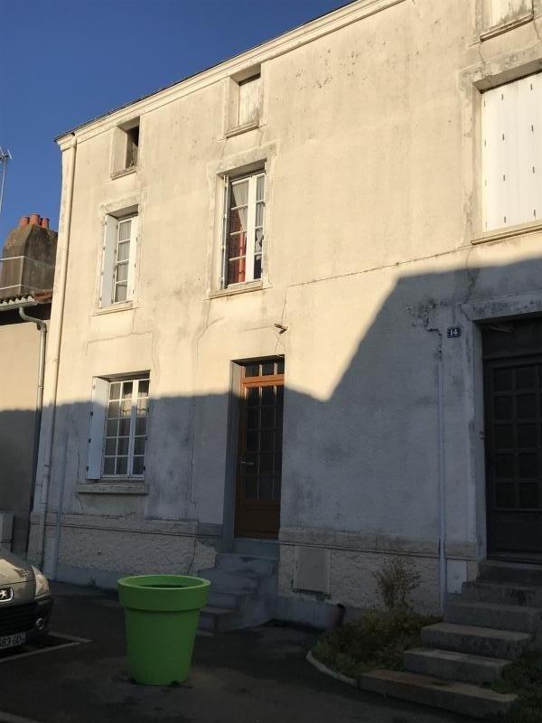 Sale house / villa St remy en mauges 65300€ - Picture 1