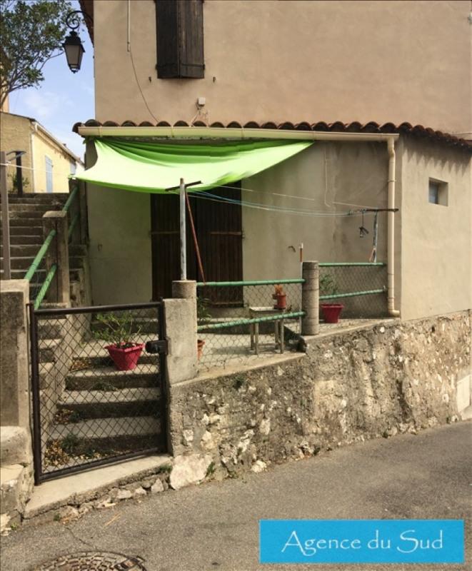 Vente maison / villa Peypin 134500€ - Photo 1