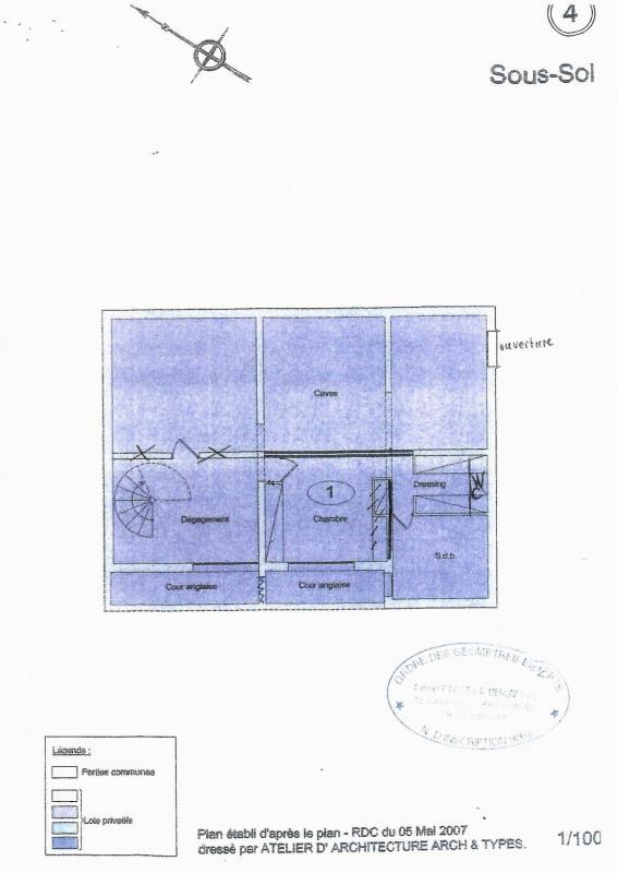 Vendita appartamento Andilly 448000€ - Fotografia 8