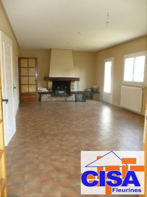 Rental house / villa Thiers sur theve 1295€ CC - Picture 4