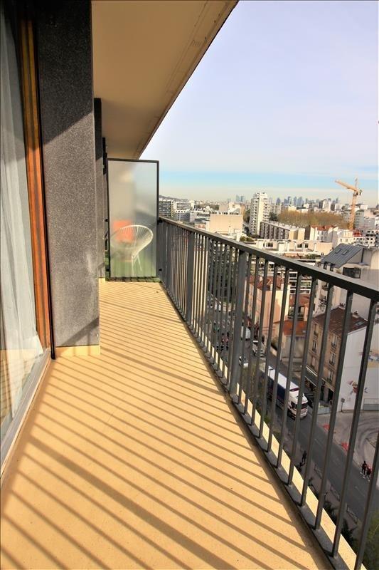 Rental apartment Boulogne billancourt 1150€ CC - Picture 9