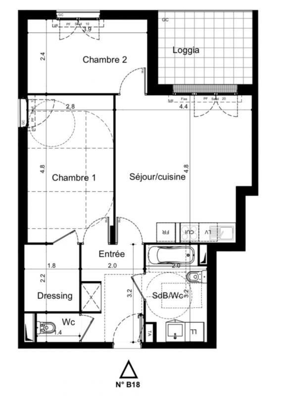 Venta  apartamento Plaisir 238000€ - Fotografía 2