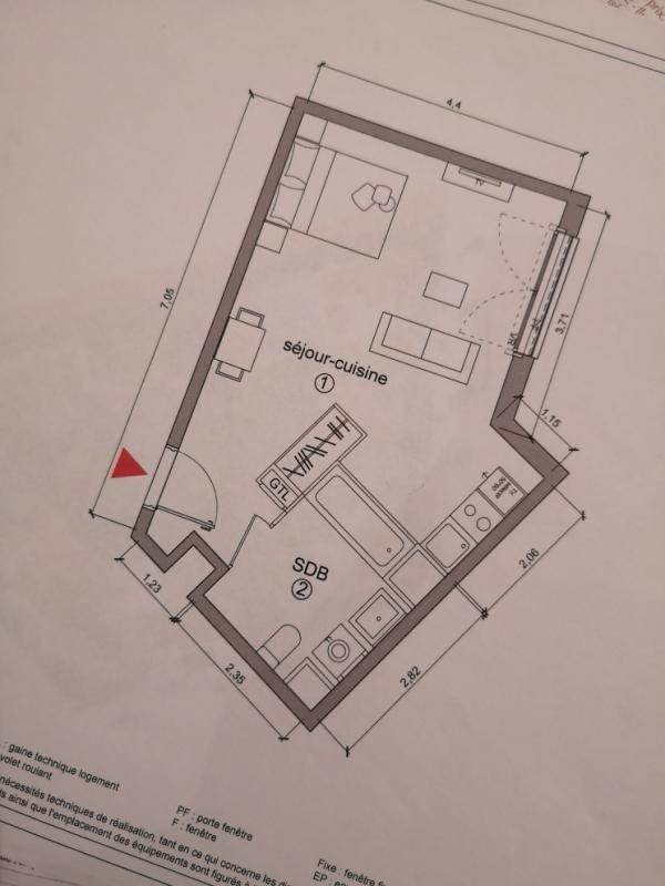 Deluxe sale apartment Villiers sur marne 158000€ - Picture 1