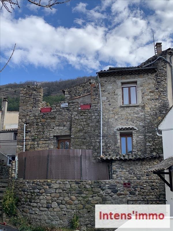 Vente immeuble St julien en st alban 220000€ - Photo 1