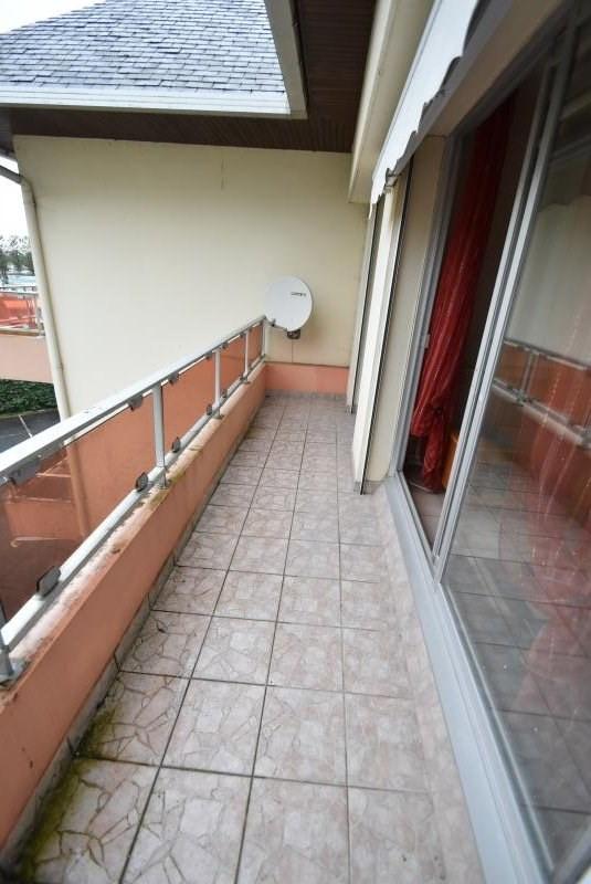 Locação apartamento Grandcamp maisy 422€ CC - Fotografia 4