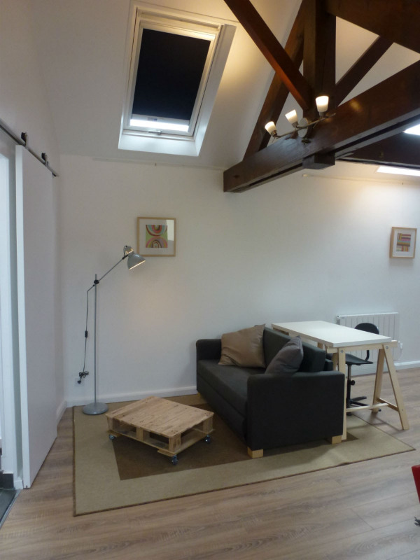 Location appartement Fontainebleau 890€ CC - Photo 1