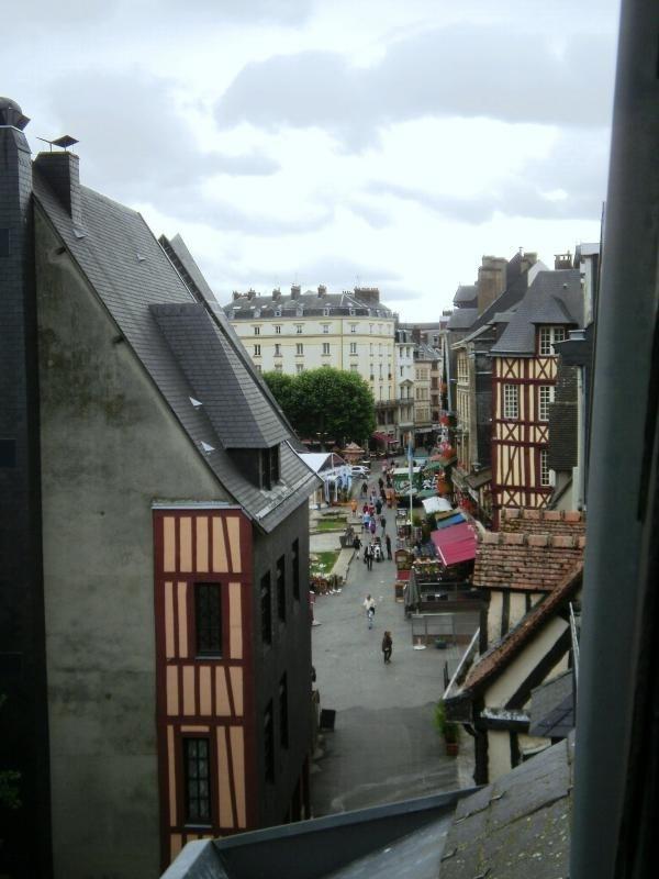 Locação apartamento Rouen 470€ CC - Fotografia 5