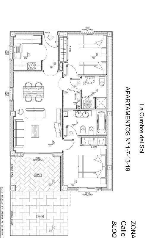 Deluxe sale apartment Benitachell 184 305€ - Picture 12