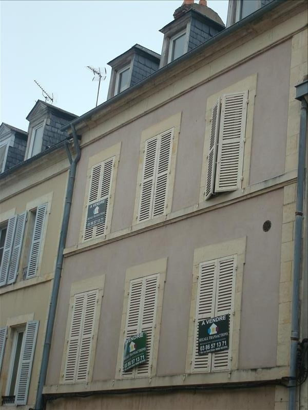 Vente appartement Nevers 46 000€ - Photo 1