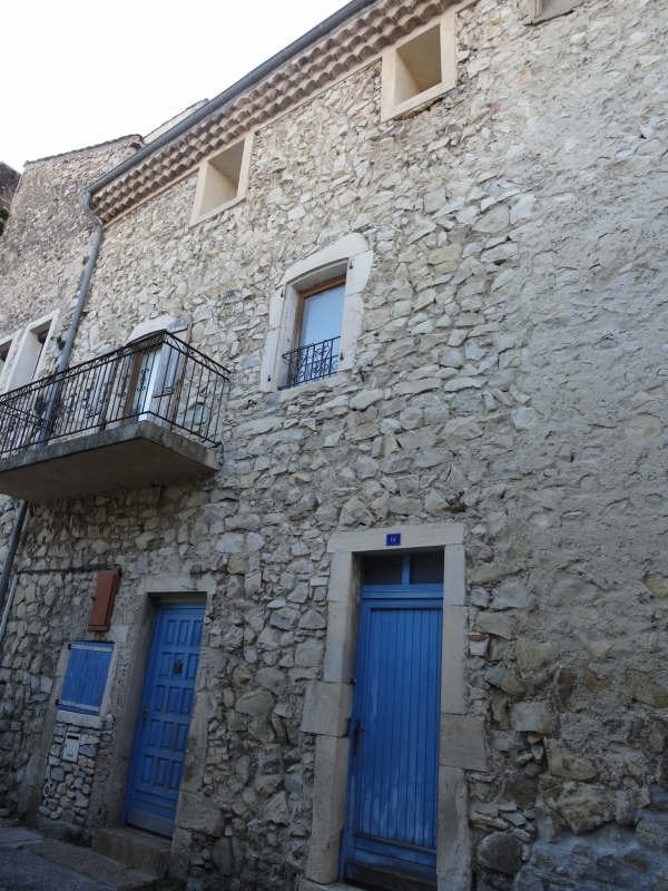 Vente maison / villa Sauzet 105 500€ - Photo 1