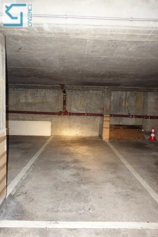 Sale parking spaces Boulogne billancourt 27500€ - Picture 2