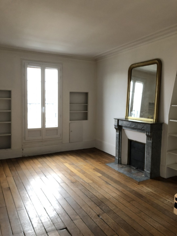Rental apartment Paris 5ème 1 490€ CC - Picture 1