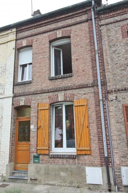 Sale house / villa Abbeville 110000€ - Picture 1