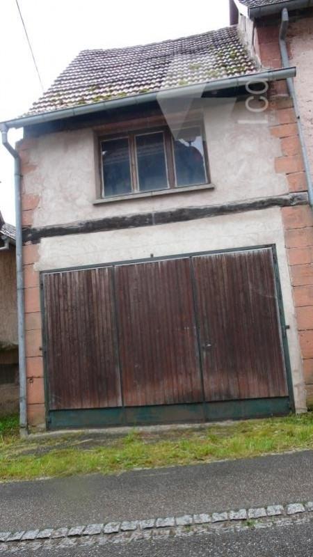 Vente immeuble Weiterswiller 88000€ - Photo 2