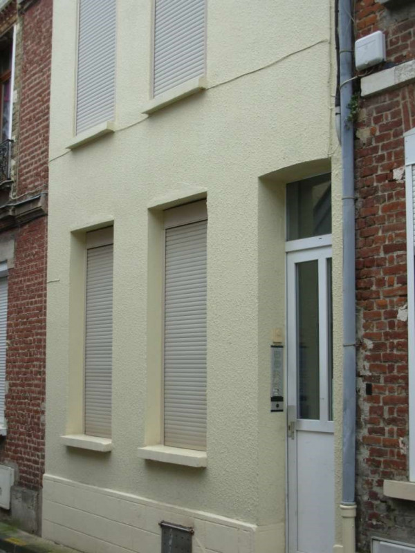 Rental apartment Saint quentin 375€ CC - Picture 1