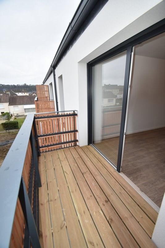 Verhuren  appartement Agneaux 560€ CC - Foto 1