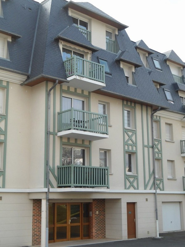 Sale apartment Touques 82 500€ - Picture 1