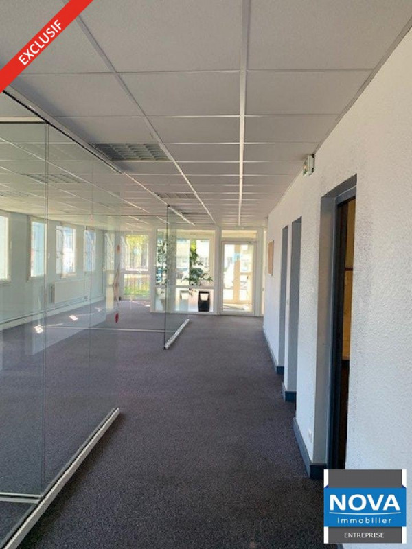 Rental office Aulnay sous bois 1567€ HT/HC - Picture 1