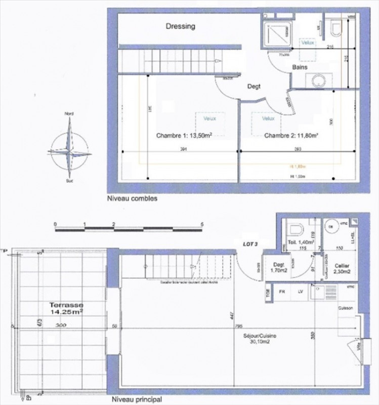 Sale apartment Sanary sur mer 299000€ - Picture 2