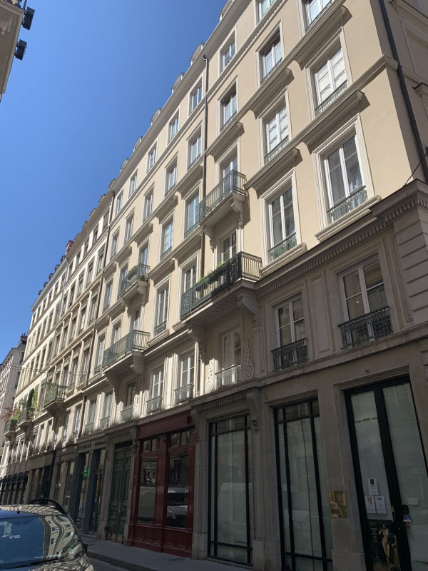 Vente de prestige appartement Lyon 2ème 945 000€ - Photo 1