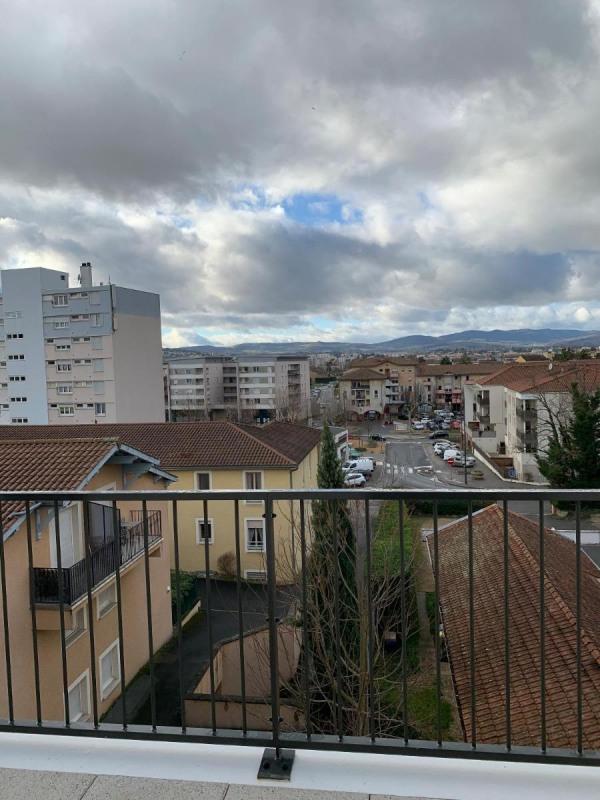 Rental apartment Jassans riottier 555€ CC - Picture 8