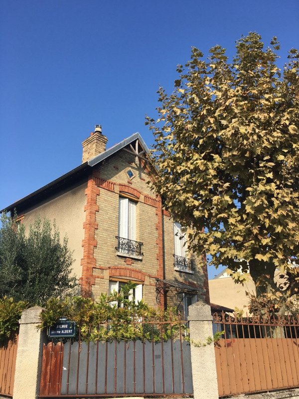 Rental house / villa Colombes 1735€ CC - Picture 1
