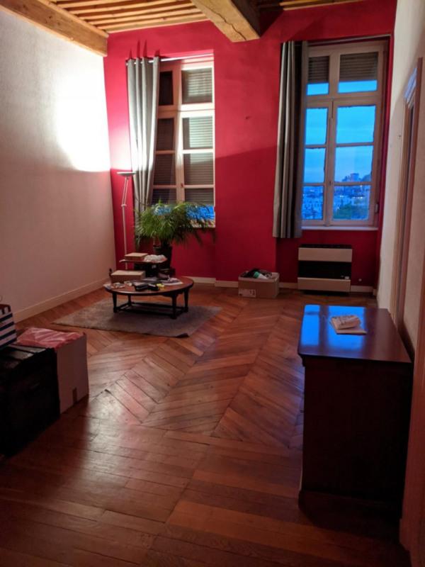 Vendita appartamento Lyon 1er 312000€ - Fotografia 3