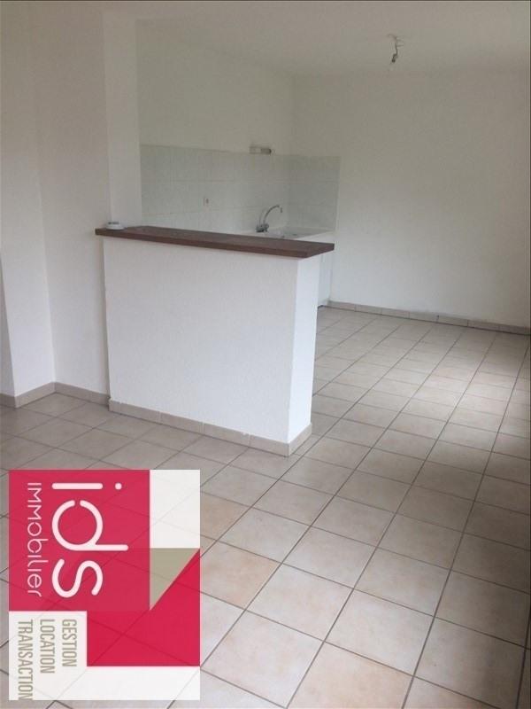 Affitto appartamento Allevard 561€ CC - Fotografia 3