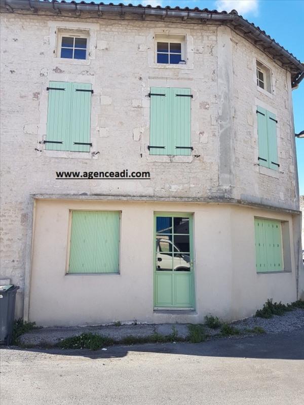 Location maison / villa Cherveux 600€ CC - Photo 1
