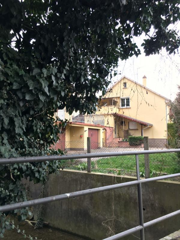 Sale house / villa Hesingue 289800€ - Picture 2