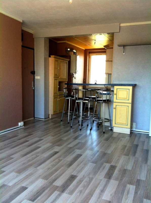 Rental apartment Mourenx 450€ CC - Picture 1