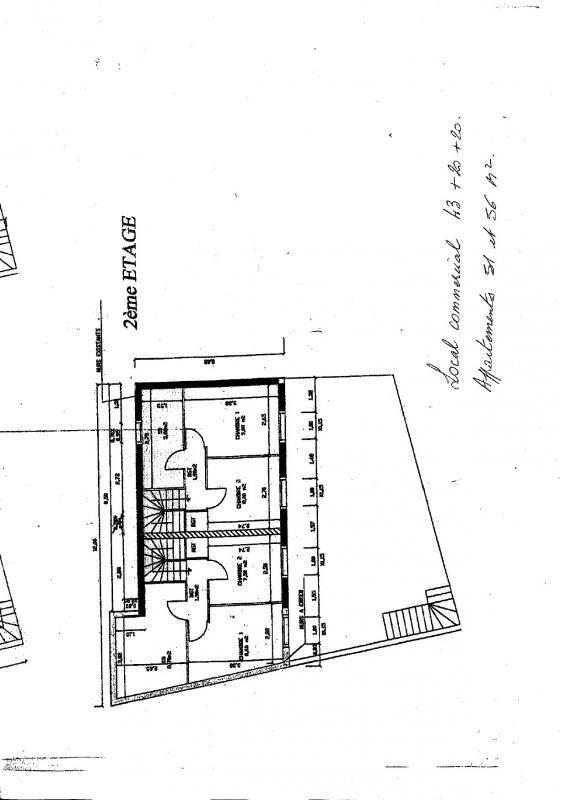 Revenda edifício Deauville 455800€ - Fotografia 1