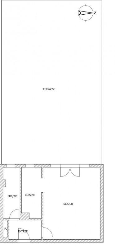 Sale apartment Le cannet 105000€ - Picture 6