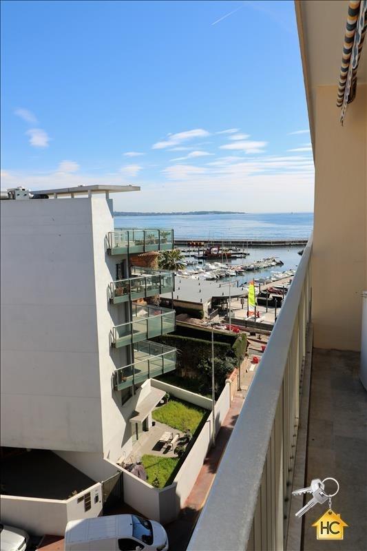 Vendita appartamento Cannes 371000€ - Fotografia 3