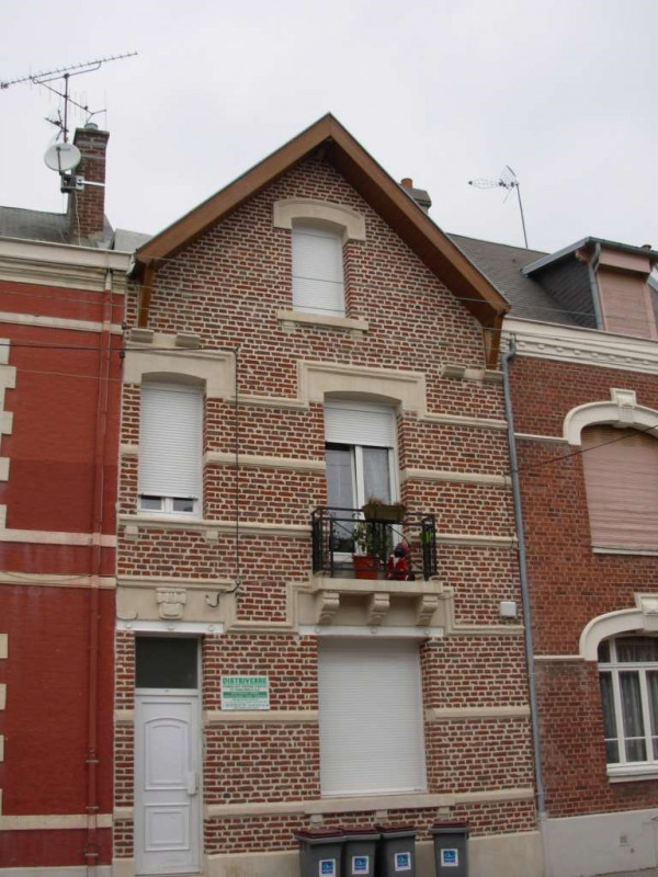 Rental apartment Saint quentin 400€ CC - Picture 1