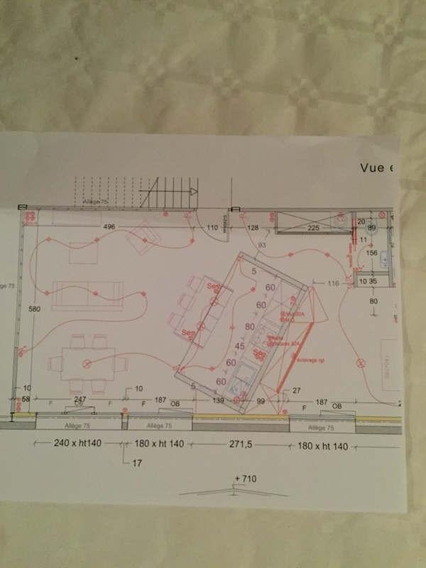 Rental loft/workshop/open plan Isle 600€ CC - Picture 4