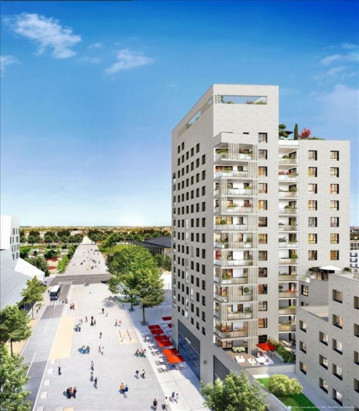 Vente appartement Toulouse 319000€ - Photo 2