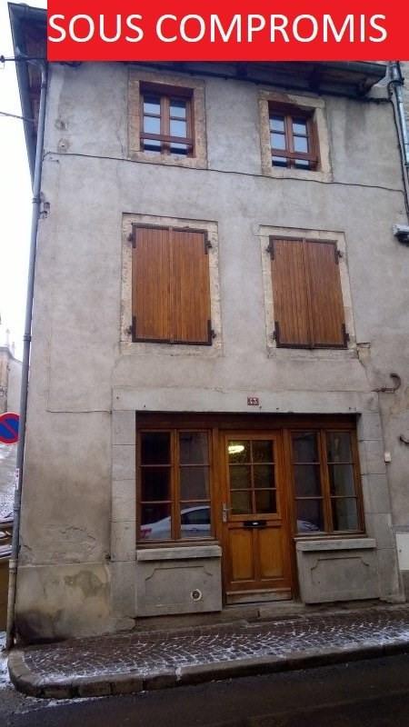 Vente maison / villa St julien chapteuil 65000€ - Photo 1
