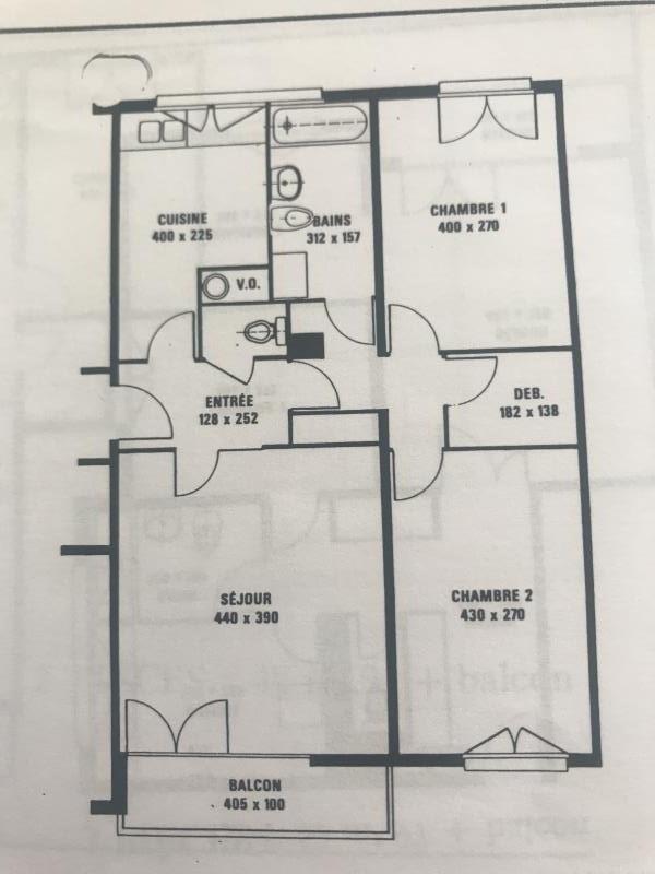 Venta  apartamento Asnieres sur seine 240000€ - Fotografía 6